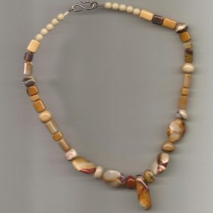 Agate Necklace 001