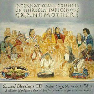 Sacred Blessings CD 001